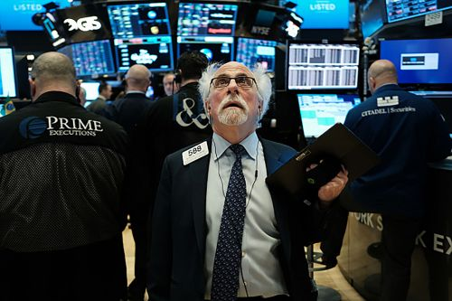 'Most photographed' NYSE trader contracts coronavirus