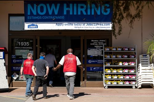US economy adds 379,000 jobs as rebound from COVID surge accelerates
