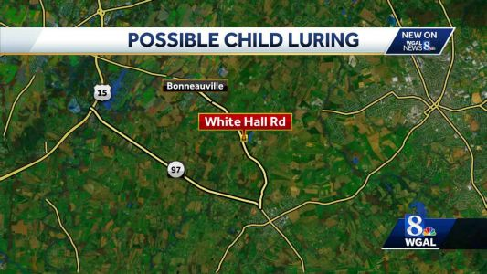 Pa. State Police investigating possible child luring