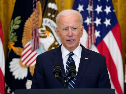 Biden calls on all US employers to pay full-time workers for time missed due to vaccines