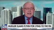 Trump Defender Alan Dershowitz Argues That Lying To The FBI Isn't A Crime