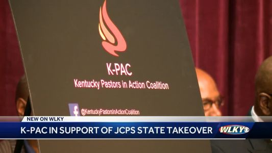 K-PAC in favor of state takeover of JCPS