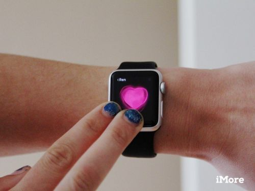 Touch ID might be coming to Apple Watch