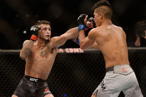 Sergio Pettis gets opponent, main card slot for Bellator 238 debut