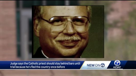 Judge says it's too risky to let 80-year-old former priest out of jail