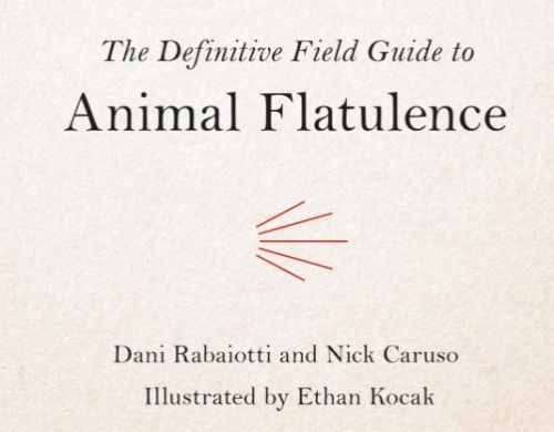 Animal flatulence lift researcher's book to NYT bestselling list