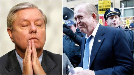 'Betrayed the American people': Lou Dobbs encourages South Carolina to vote Lindsey 'Stay tuned' Graham out