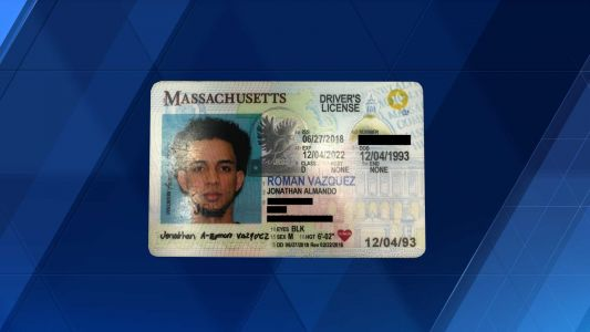 Alleged drug dealer was able to get a Real ID license under someone else's name
