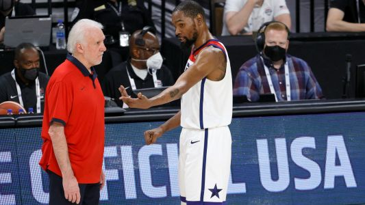 Olympic basketball standings: Updated scores, results from 2021 men's tournament bracket