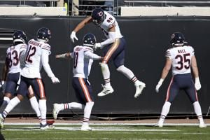 Bears close in on NFC playoffs, Jags lock up top draft pick