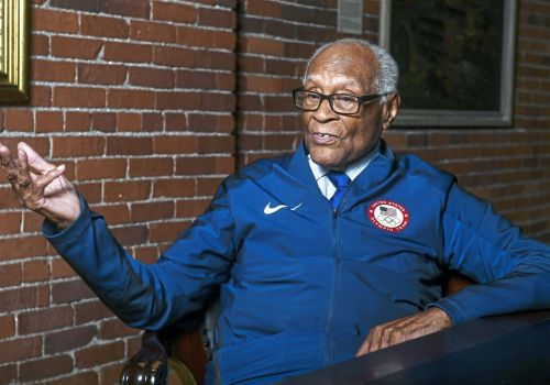 Persistence, positive attitude launched Olympian Herb Douglas Jr