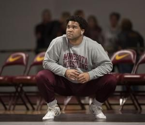 Minnesota wrestlers accused of criminal sexual conduct