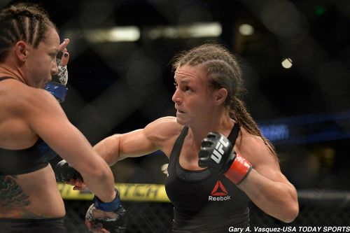 Hannah Cifers easing her way into comfort zone after UFC 241 win over Jodie Esquibel