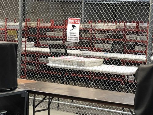 WATCH: Inside Allegheny County's facility for counting ballots
