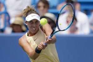 Madison Keys rallies late to take 1st Cincinnati title