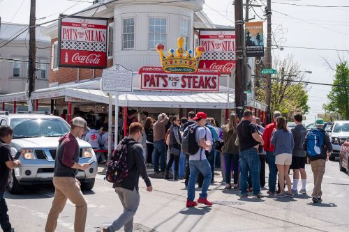 Football argument between NY and Philly fan turns deadly outside cheesesteak joint