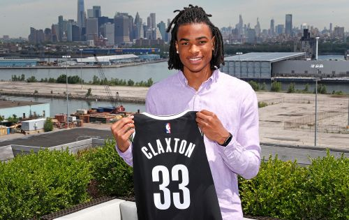 Meet Nic Claxton: Another Nets NBA draft steal in the making