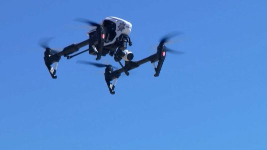 How police have turned drones into crime-fighting devices