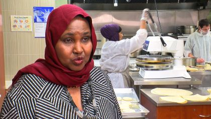 Mariam Mohamed Brings Somali Delicacy To The Masses With 'Hoyo' Sambusas