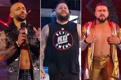 Booking WWE's King of the Ring: Must-see wrestlers get their due