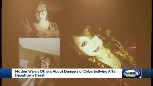 Mother speaks on dangers of cyberbullying after daughter's death