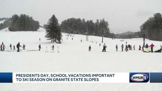 Ski areas expect big boost from school vacation weeks