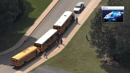 3 buses 'bump' during Greenville County school dismissal, district says
