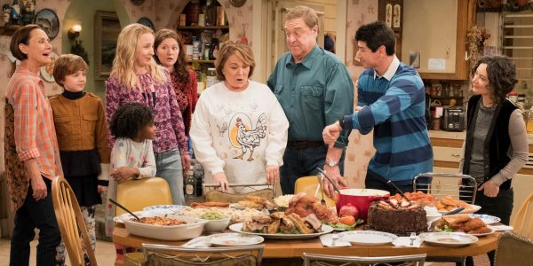 Here's the 'Roseanne' parody that sparked the show's big comeback