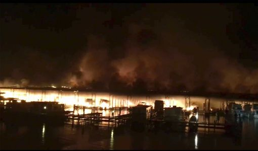 Fire chief confirms at least 8 fatalities in Alabama dock fire