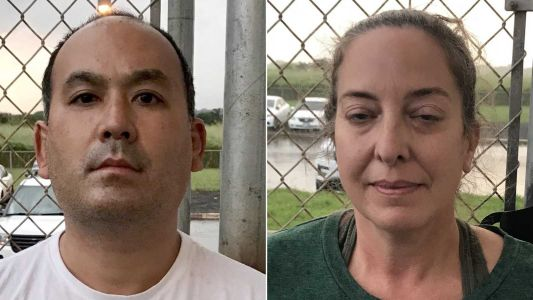Couple accused of flying home to Hawaii despite knowing they tested positive for COVID-19