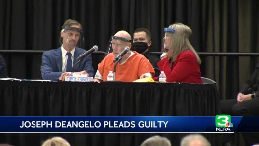 Joseph DeAngelo to face his victims at sentencing hearing