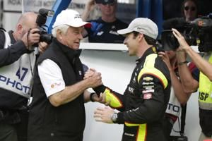 Pagenaud takes 1st Indianapolis 500 pole with impressive run
