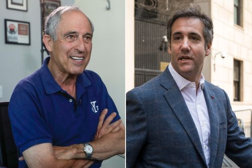 Cohen's attorney says he sought out lawyer who took down Nixon