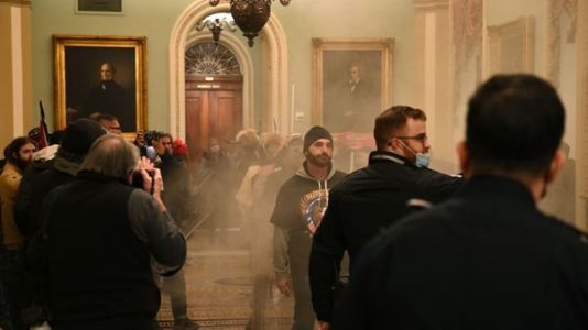 Rep. Tim Ryan: Probe Under Way On Whether Members Gave Capitol Tours To Rioters