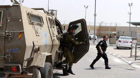 Israel 'abducts' Palestinian governor of East Jerusalem & intel chief suspected of 'kidnapping'