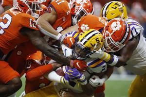 No. 1 Clemson has new faces on defense and still dominating