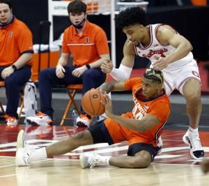 Dosunmu's return powers No. 4 Illinois over No. 7 Ohio State