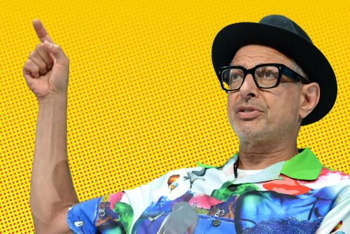 Jeff Goldblum has never played a video game in his life