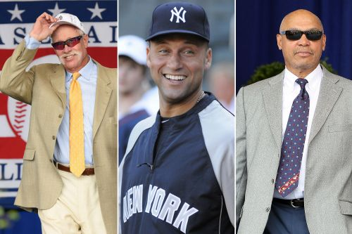Baseball Hall of Fame 2020: Legends welcome Derek Jeter to Cooperstown
