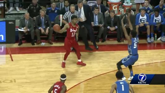 Huskers Led By Allen, Beat Creighton