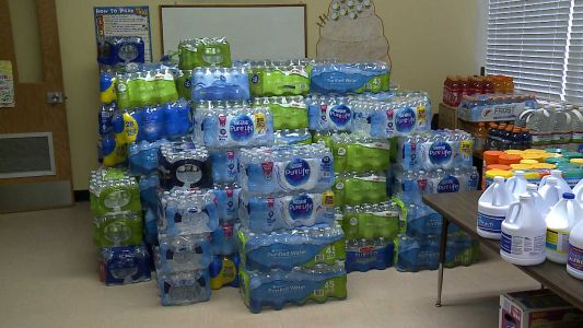 Donations piling up in Glenwood to help neighbors in Pacific Junction