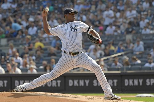 Luis Severino takes another huge step in easy Yankees win
