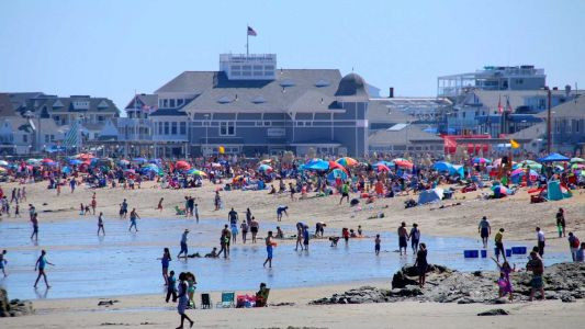 NH's Seacoast beaches to open for some activities June 1