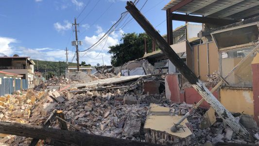'This is an emergency': Displaced families await housing as earthquakes cripple Puerto Rico