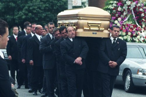 A ranking of the most notable mob funerals in NYC history