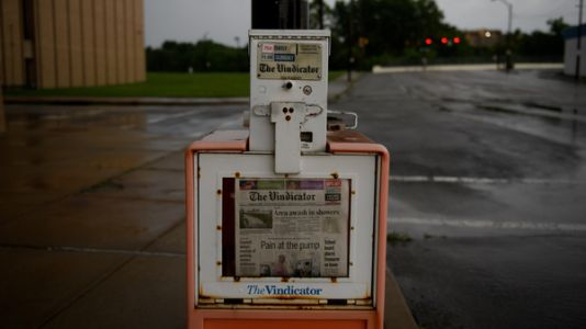 Youngstown, Ohio, Lost Its Only Paper. A 'Zombie' News Site Wants To Fill The Void