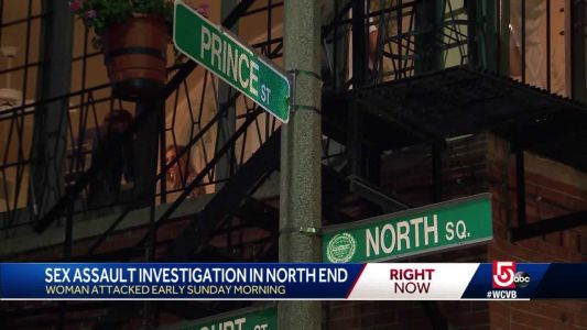 Sex assault under investigation in North End