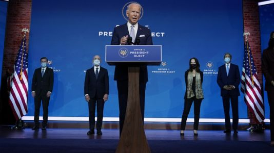 Biden Says It Would Be 'Difficult' To Lose Sanders Or Warren From Senate For Admin