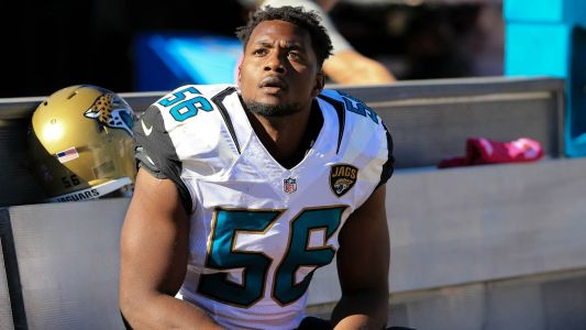 Jets asked Jaguars about trading Dante Fowler, report says