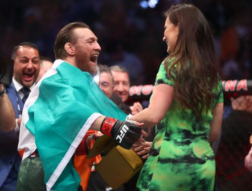 Conor McGregor facing multimillion-dollar lawsuit filed by woman during UFC 257 fight week